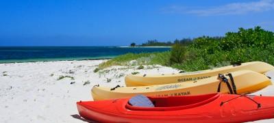 Kayaks - Point o' Vue, Eleuthera