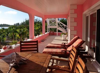 Point o' Vue verandah