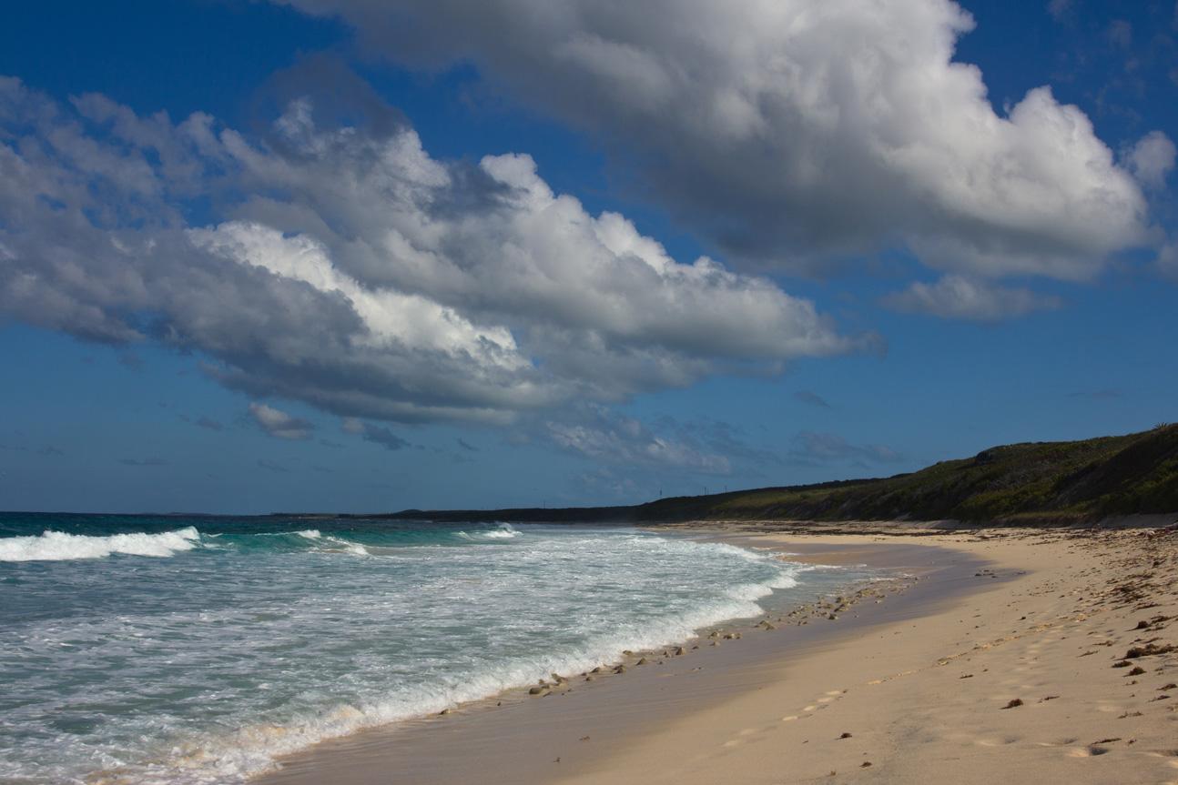 Surfer's Beach, Eleuthera